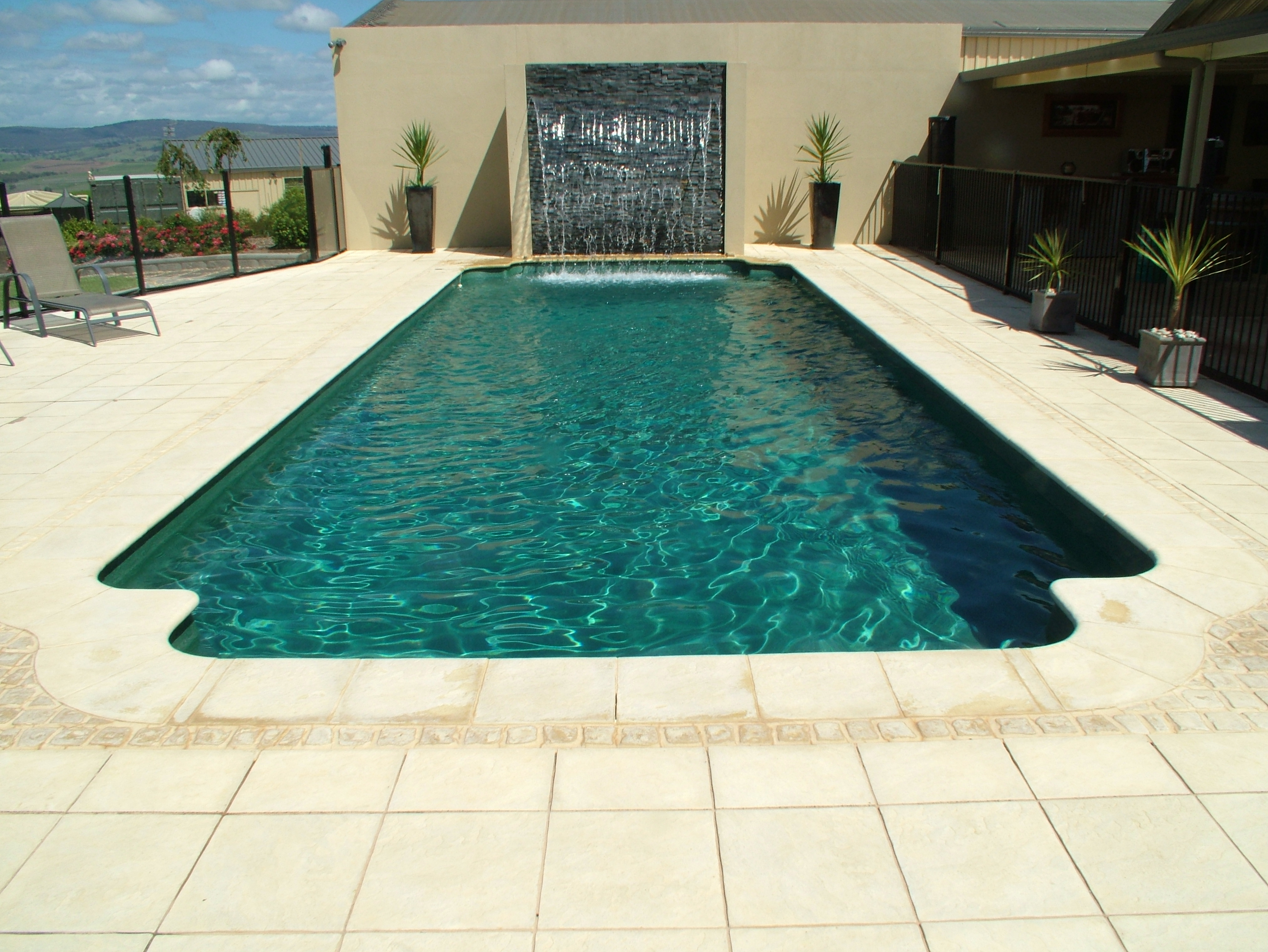 Fibreglass Swimming Pool Cleaning Amp Maintenance