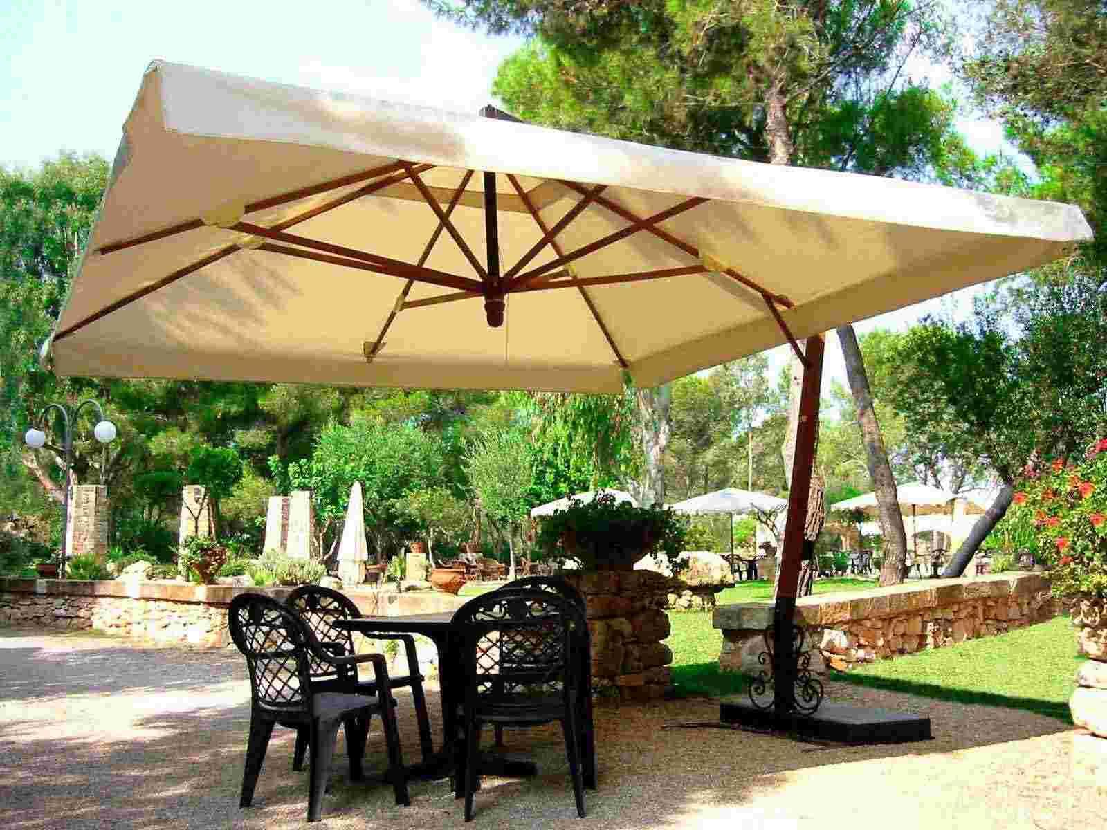 patio umbrella: a comprehensive care and maintenance guide Backyard Umbrella
