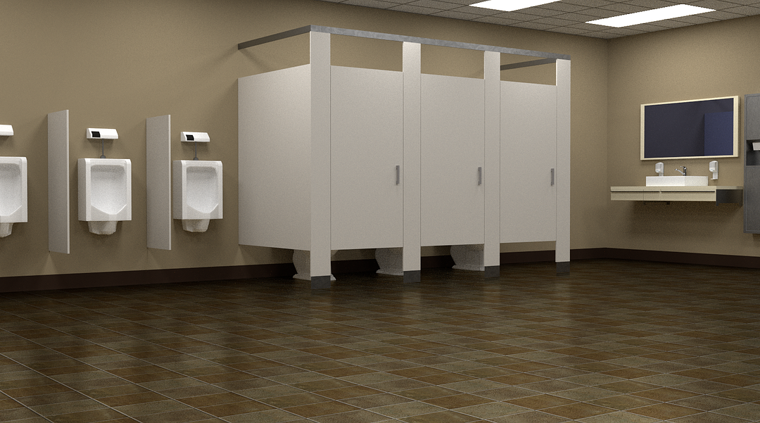 Commercial Washroom: How to Keep It Clean